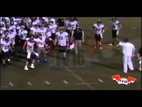 Cullman football fight