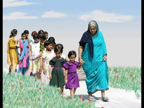 stree shakti(women power) sindhutai sapkaal