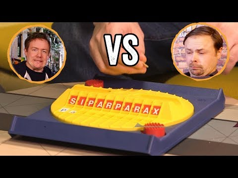 Bars vs Hens #11 Anagram Game | Barshens
