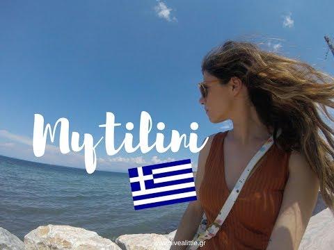 Thanos guide to MYTILINI | GREECE