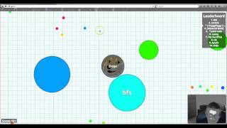 Playing Agar.io Once Again!