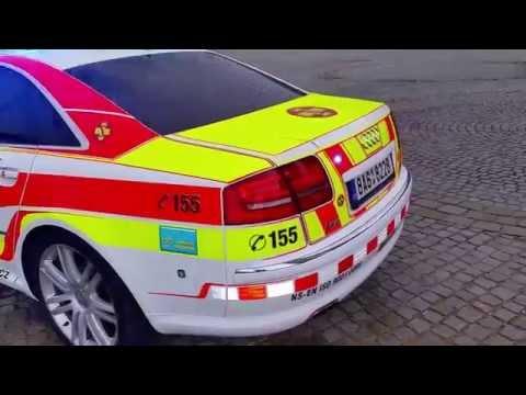 Audi A8 ZS ASČR