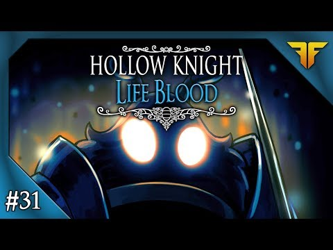 Hollow Knight - Part 31: The Lifeblood DLC (Hive Boss)