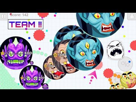 اقاريو - اكبر خدعة في اللعبة + كيف تسرق سكور واحد غبي |: / agar.io Best troll on PC & Mobile