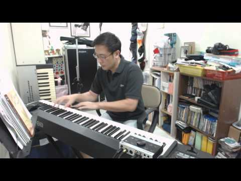 (Teaser) - Outbound love subtheme song piano instrumental