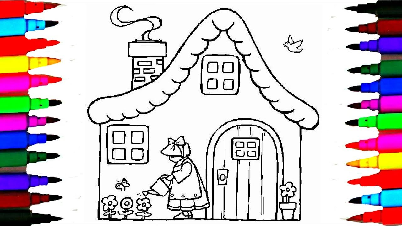 rainbow learning colors playhouse coloring pages l crystal diamond art wonderland