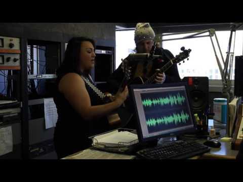 Live at KINGFM studios