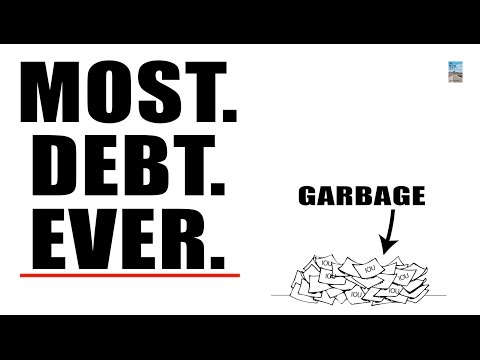ALL-TIME RECORD HIGH Household Debt in Canada! U.S. Student Loan Debt Ready to BURST!