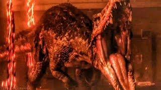 Baryonyx Attack Scene - Jurassic World 2: Fallen Kingdom (2018) Movie Clip HD [1080p 50FPS]