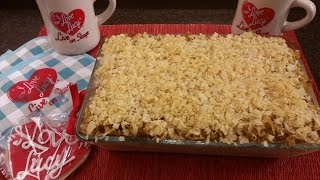 In The Kitchen: 1950's Tuna Noodle Casserole