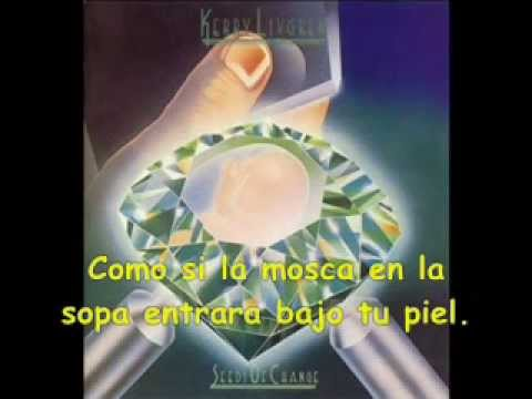 Kerry Livgren - How Can You Live subtitulos español