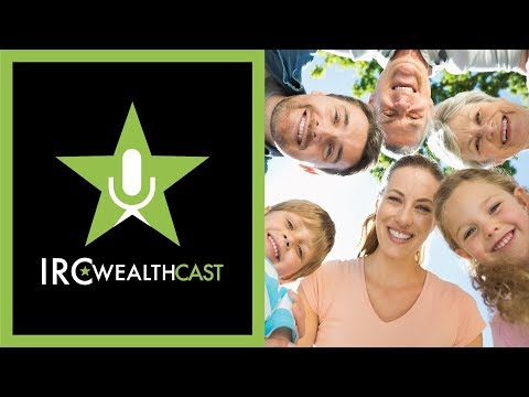 IRC WealthCast 055 - Challenges of Estate Planning and Blended Families Michelle & Wendy Hayes GenX