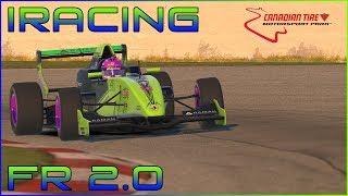 iRacing // Formula Renault 2.0 Hotlap // Mosport (1:12.478)