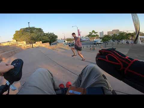 Daniel Benson Mad Skateboarding Skills
