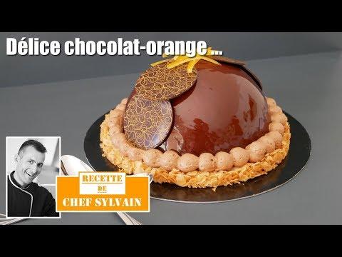 entremets-chocolat-orange---recette-originale-par-chef-sylvain-!