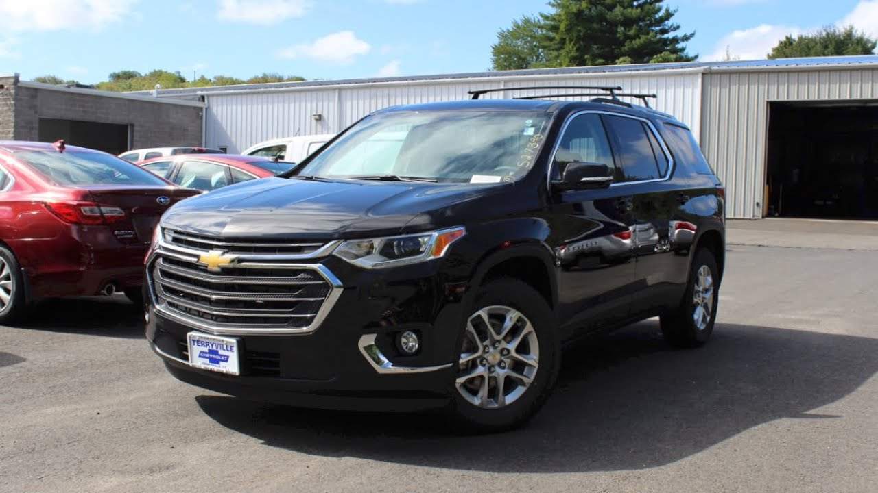 2018 Chevy Traverse 1lt In Depth First Person Look