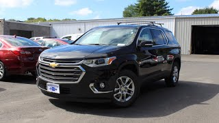 2018 Chevy Traverse 1LT: In Depth First Person Look