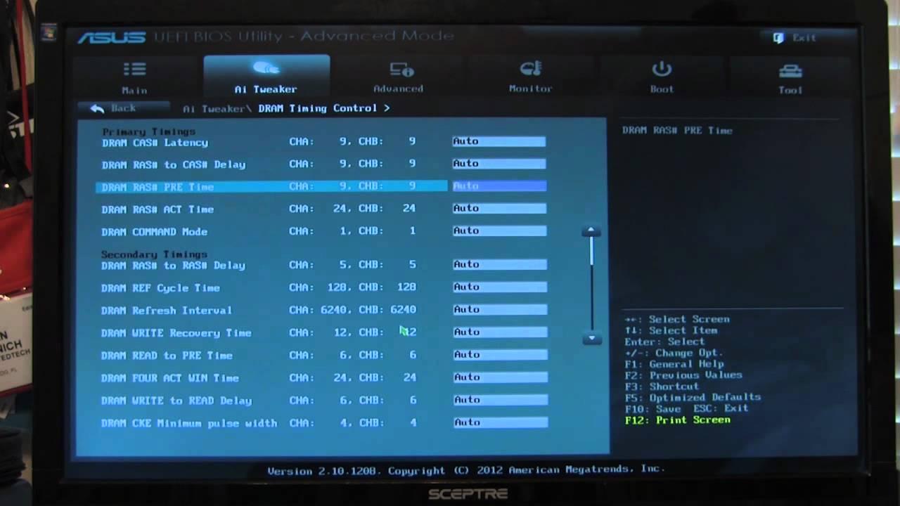 Asus P8Z77-M PRO Intel AHCI/RAID Driver for Windows Download