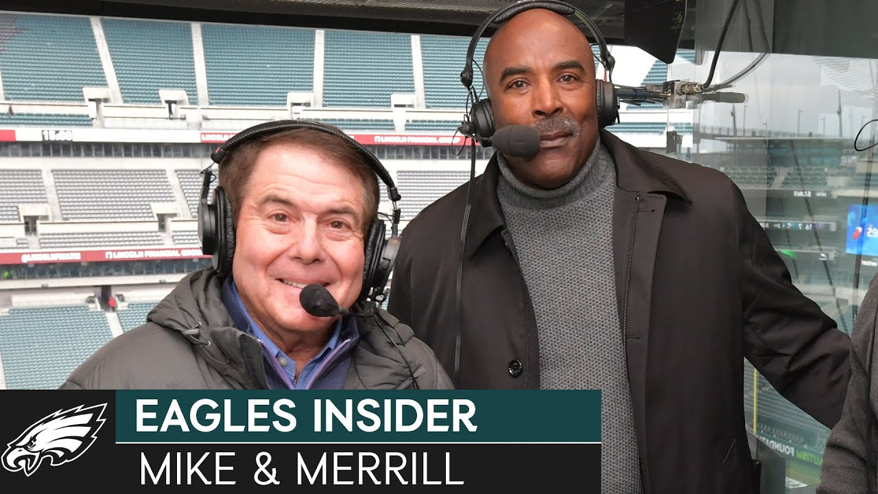 Merrill Reese & Mike Quick Talk Potential Changes for 2020 NFL Season | Eagles Insider