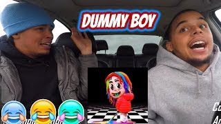 TEKASHI 6IX9INE - DUMMY BOY (FULL ALBUM) REACTION REVIEW