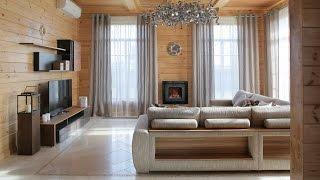 видео Дизайн деревянного дома