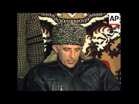 Chechnya - First post-war elections