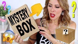 MI SONO ABBONATA A UNA MYSTERY BOX MENSILE 🤪 240 EURO E QUESTO E' QUELLO CHE CONTIENE !!!