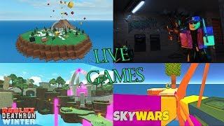 🔴 ROBLOX | LIVE GAMES | OUP GAMER | LIVE!!!
