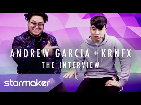 Andrew Garcia Interview with KRNFX