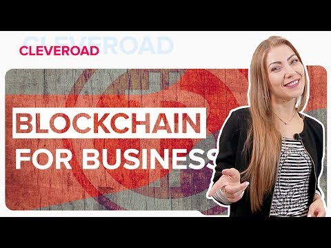 Real-Life Application Of Blockchains In Business