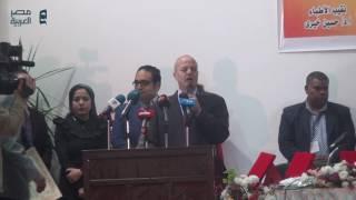 مصر العربية |  أمين عام نقابة الأطباء :المنظومة الصحية أمن قومى وبحاجة لاهتمام