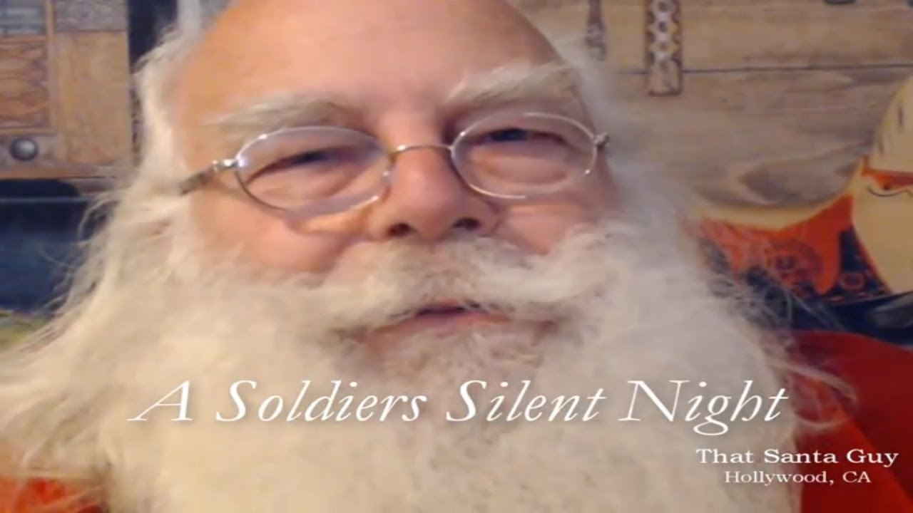 A lone soldier poem christmas