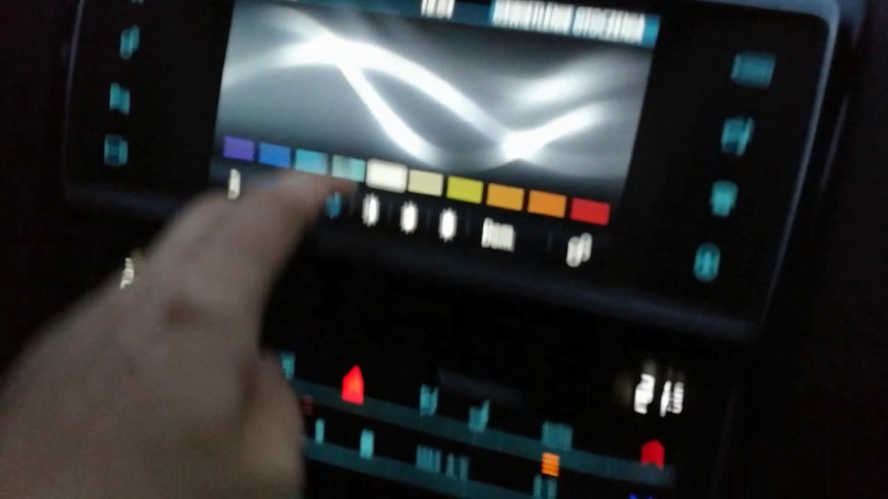 Jaguar XE Ambient Lights PL YouTube