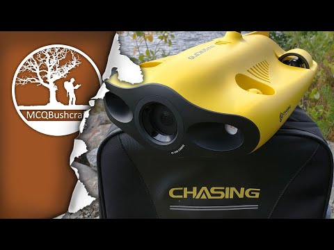 CHASING Gladius Mini Underwater Drone REVIEW And Real World Testing