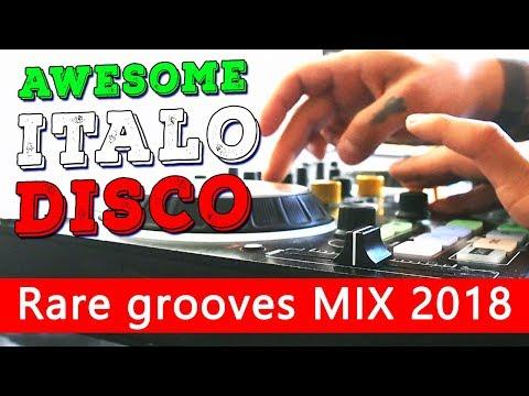 Awesome ITALO DISCO MIX (May 2018)