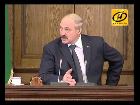 Лукашенко-Мясниковичу: на ваших