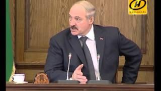 Лукашенко-Мясниковичу: на ваших глазах разворовывают!
