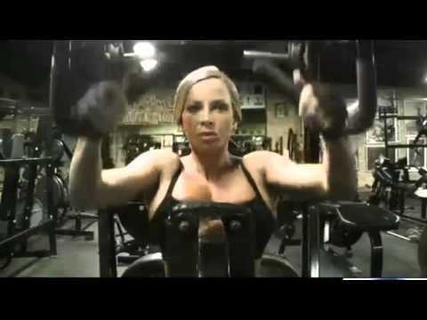 Ava Cowan - Muscular Development - Back Workout