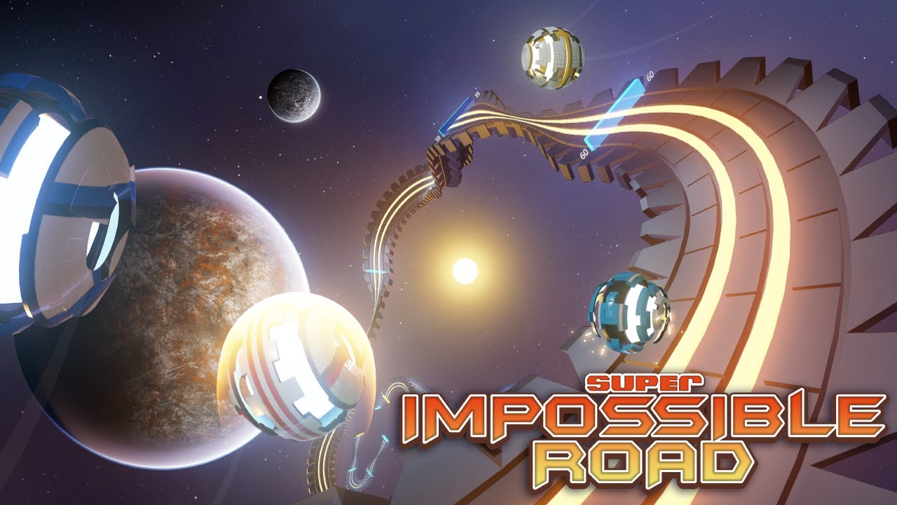 Super Impossible Road Lets You Cheat Across The Finish Line | GamePress