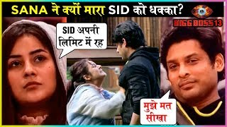 Spoiler Alert | Shehnaz Gill PUSHES Siddharth Shukla, BREAKS Up With Him | Bigg Boss 13
