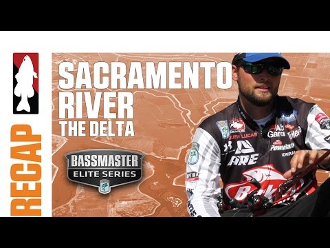 Justin Lucas' Winning Baits for the 2015 BASS Elite Series Event on the Sacramento River/Delta