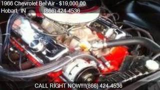 1966 Chevrolet Bel Air  for sale in Hobart, IN 46342 at Hagg