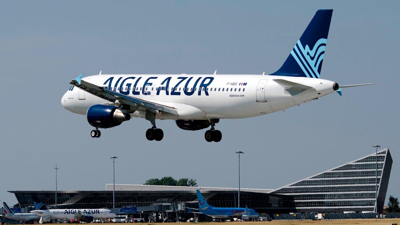 A319 aigle azur fsx s