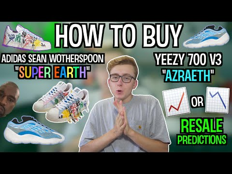HOW TO BUY Yeezy 700 V3 \