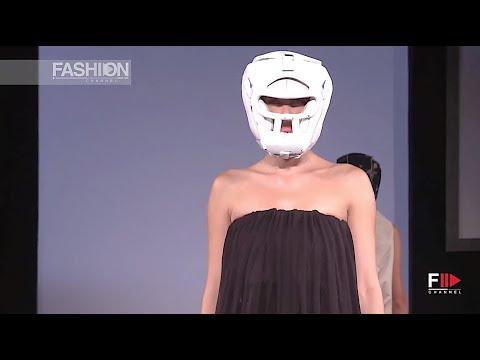 AINUR TURISBEK Montecarlo Fashion Week 2015 - Fashion Channel