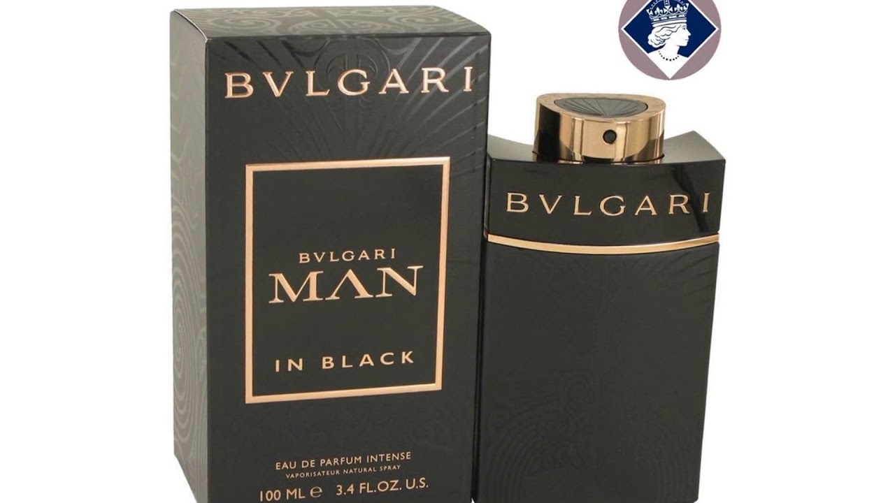 Bvlgari Man In Black All Blacks Intense 100ml 34oz Eau De Parfum Edp Spray