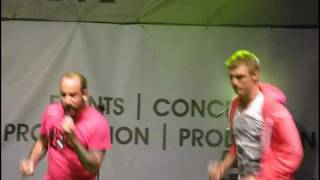 Backstreet Boys - Straight Through My Heart Live