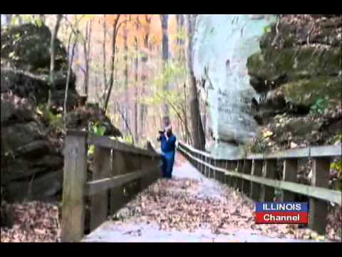 ABOUT ILLINOIS: Giant City State Park
