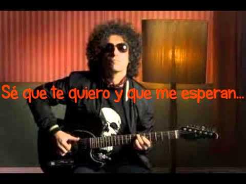 Andrés Calamaro   Te Quiero Igual Letra  lyrics
