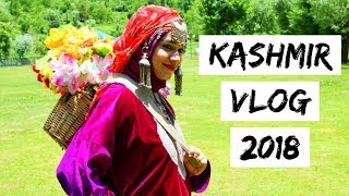 KASHMIR TRAVEL VLOG 2018 | Ramsha Sultan